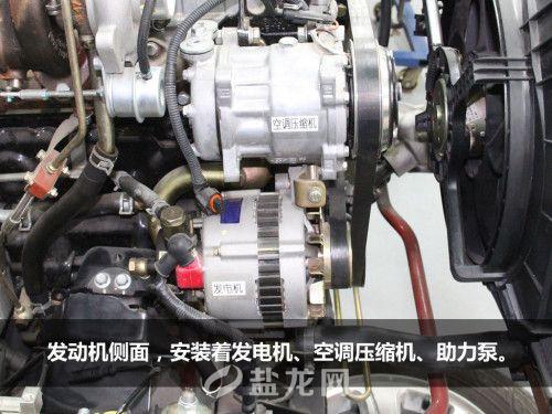 汽车知识系列讲堂 发动机内部主要部件   节温器      节温器安装在