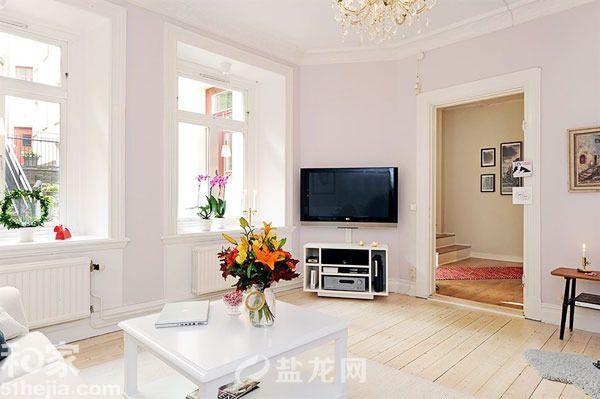 客厅电视背景墙装修图片图片