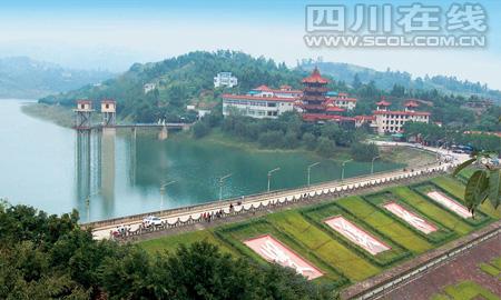 双溪湖风景区