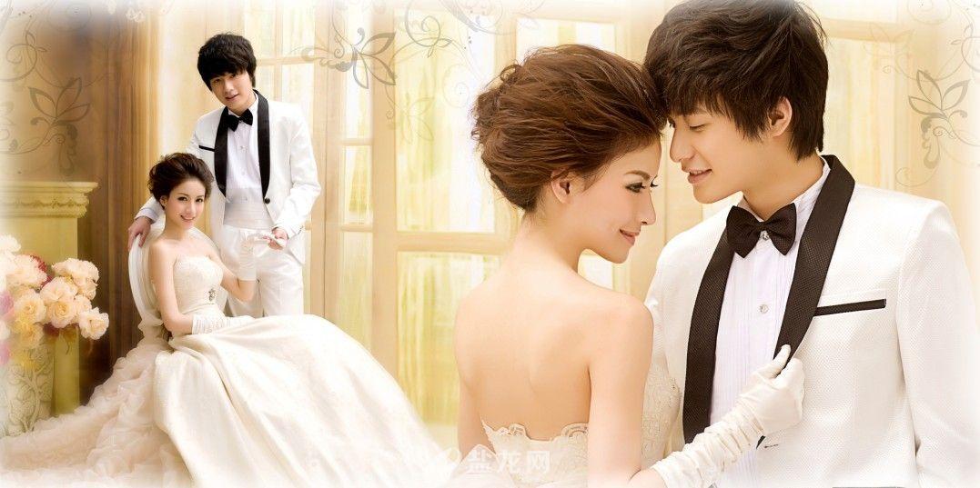 韩式婚纱照 - 新娘相册