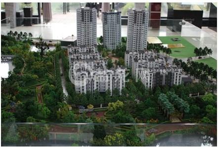 南湖公馆是由自贡市和远房地产开发有限公司投资开发建设