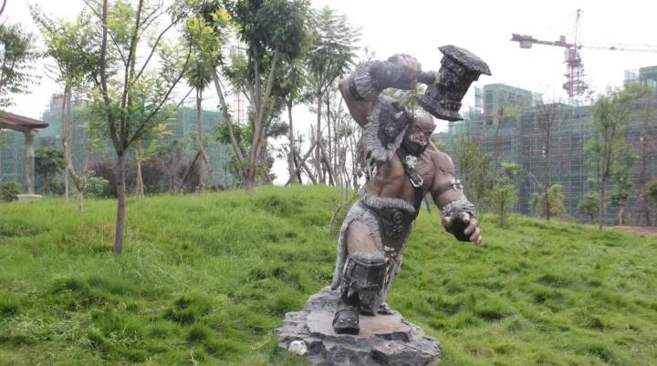 北京公园艺术小品雕塑